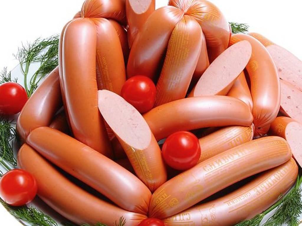 Можно ли сосиски при грудном вскармливании?