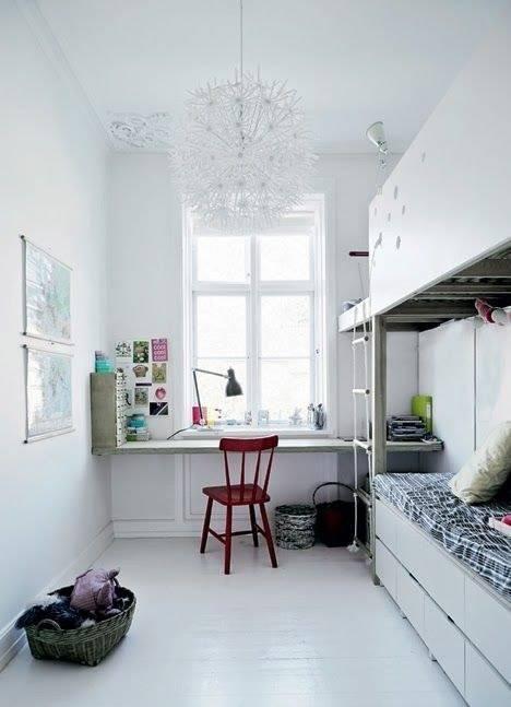 Детская в скандинавском стиле: комната для подростка девочки или мальчика   дизайн и фото