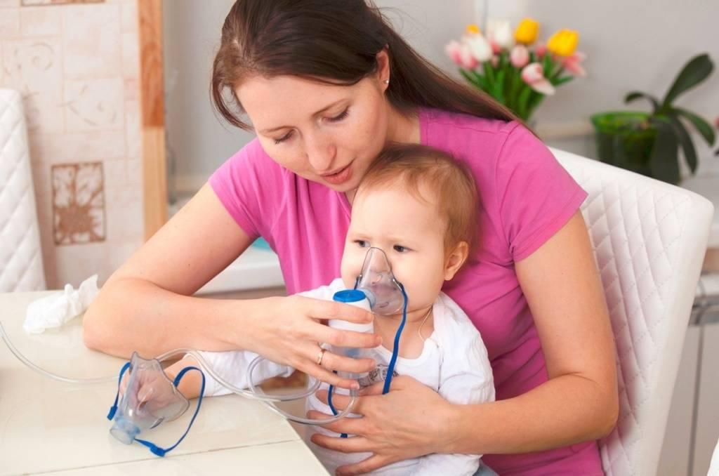 Ингаляции при ларингите небулайзером: препараты и правила применения