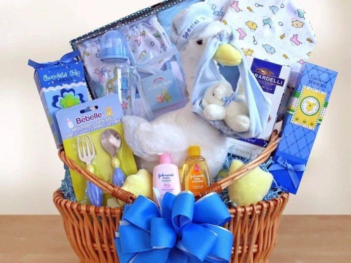 Подарок новорожденному: идеи для подарков и правила что можно чего нельзя дарить (125 фото)