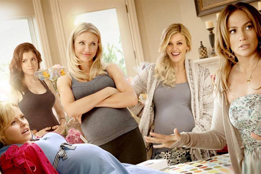 Список фильмов для беременных женщин - знать про все