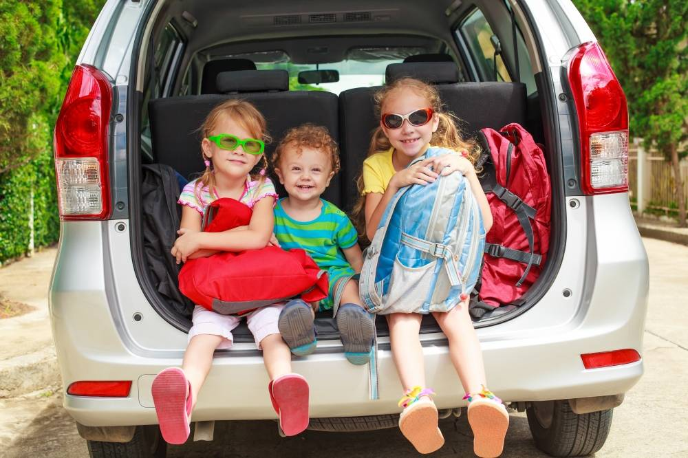 Вещи для путешествия с ребенком на автомобиле: что брать в дорогу