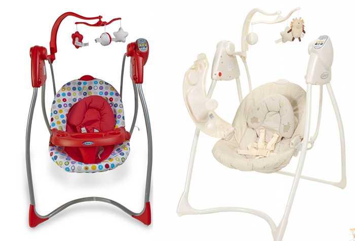 Электронные качели для новорожденных до года: электролюлька, электрокачалка | konstruktor-diety.ru