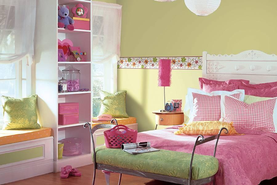 Выбираем обои для подростка: виды, дизайн и рисунки, цвет, стиль, комбинирование