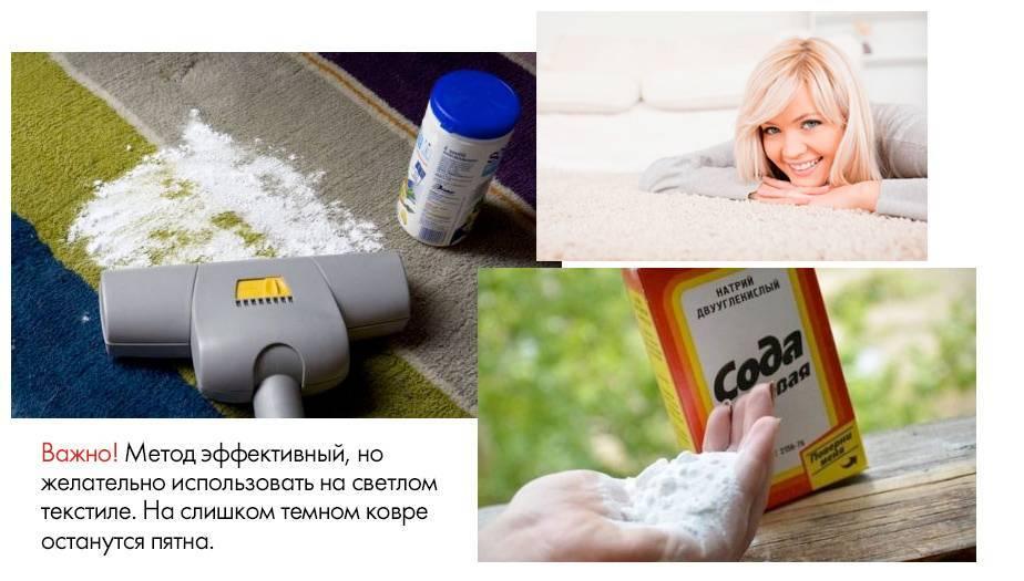Топ-10 способов, как убрать запах и пятна мочи взрослого человека с дивана