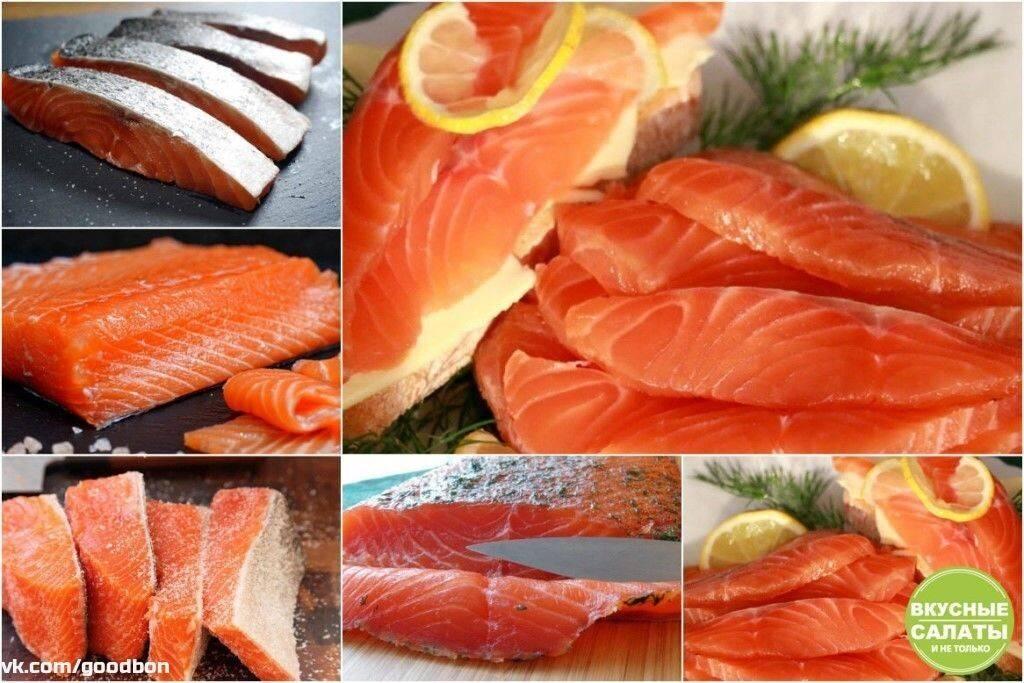 Можно ли есть лосось при беременности?