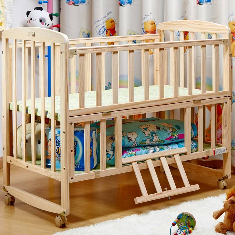 Как покрасить детскую кровать?