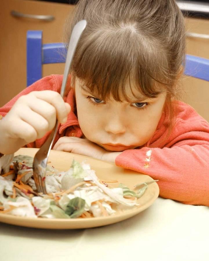 Плохо ест ребенок 3 года — про маму