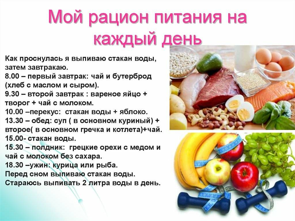 Питание перед ЭКО для женщины, принципы белковой диеты и рекомендации