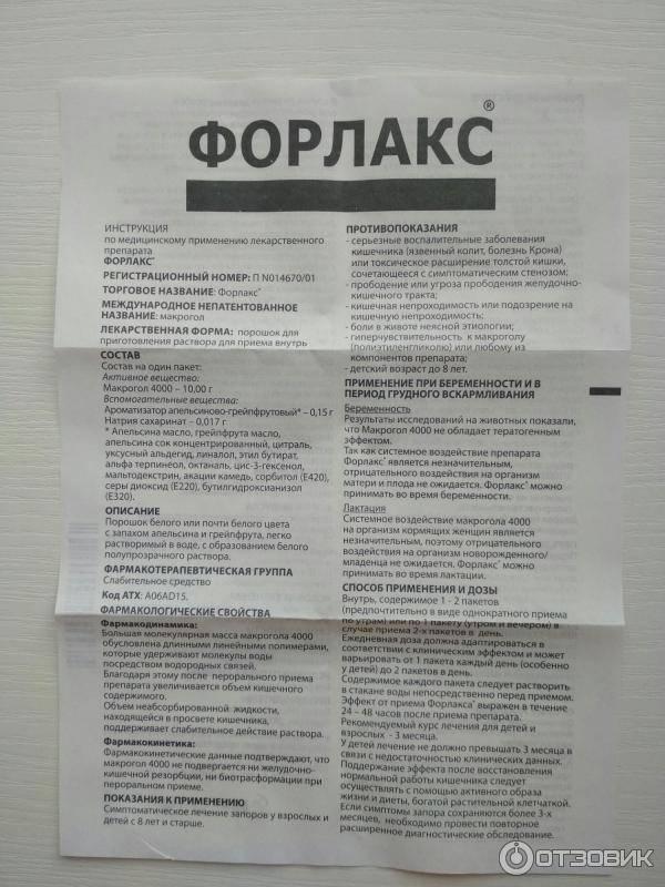Дюфалак - инструкция по применению, описание, отзывы пациентов и врачей, аналоги