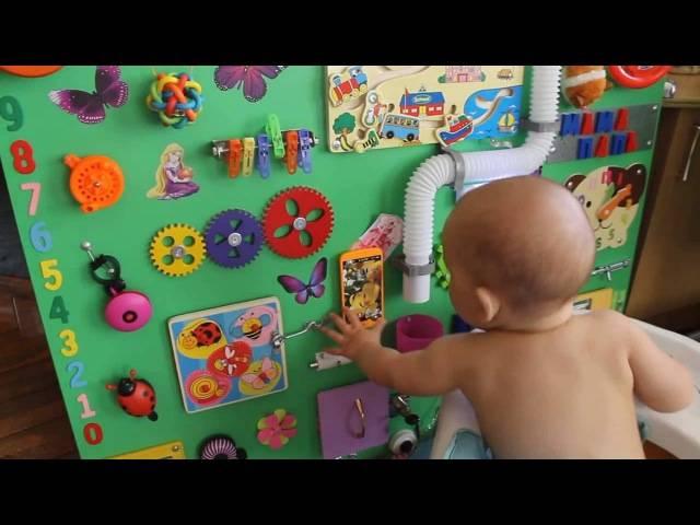 Игры с ребенком в 5 месяцев