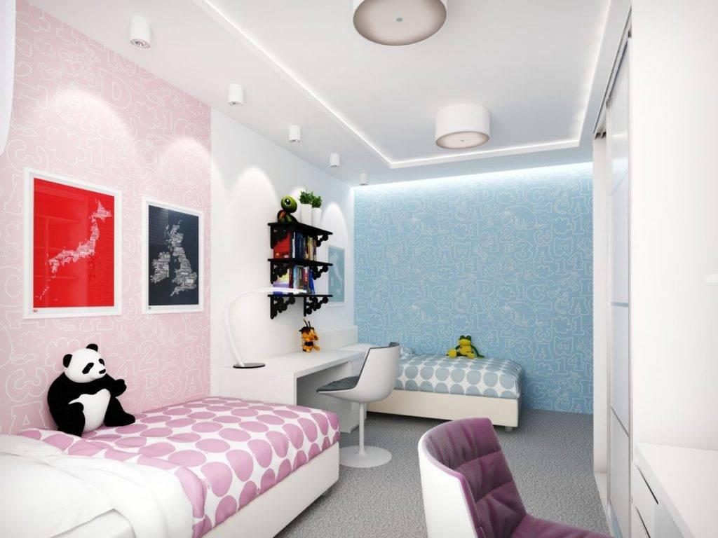Идеи дизайна детской комнаты в хрущевке: варианты планировки интерьера