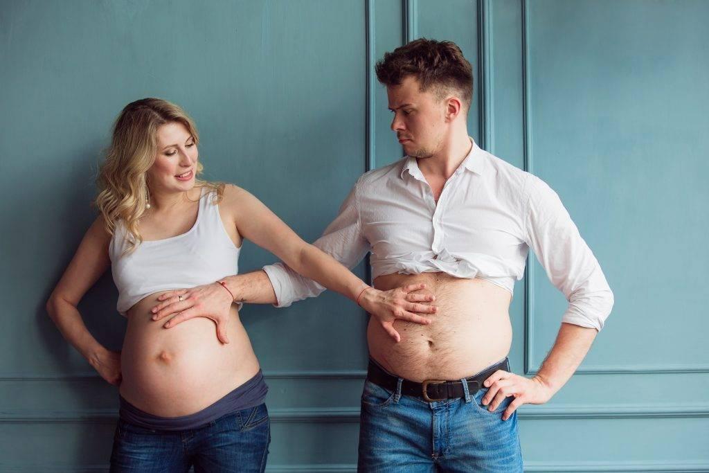 Взгляды посторонних на беременных... - страна мам