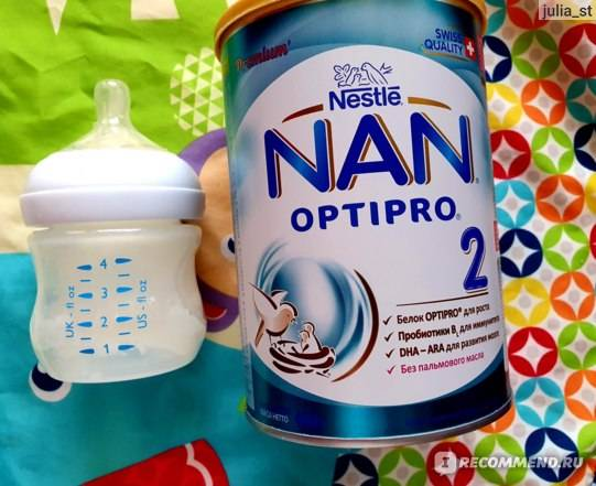 Топ-10 лучших детских смесей для новорожденных