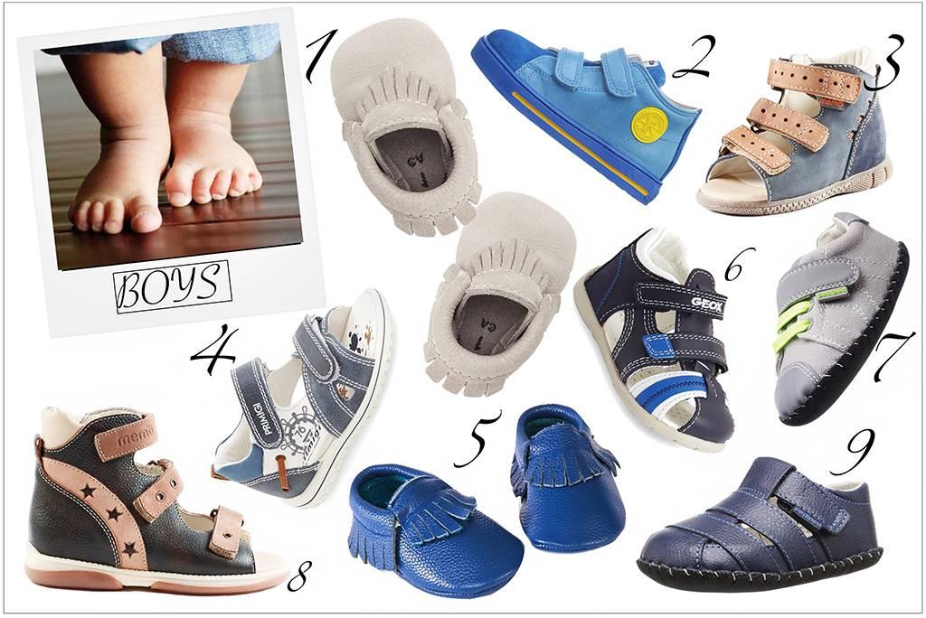 О детской ортопедической обуви. чтобы ножки развивались правильно