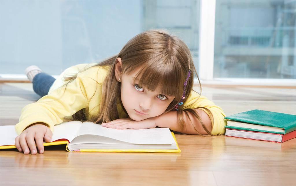 7 причин, почему ваш ребенок не может делать уроки сам - parents.ru