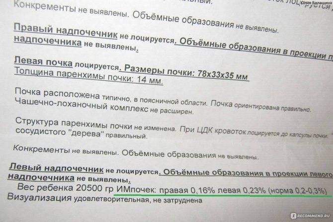 Узи почек ребенку в москве - цены на узи почек детям в «инпромед»