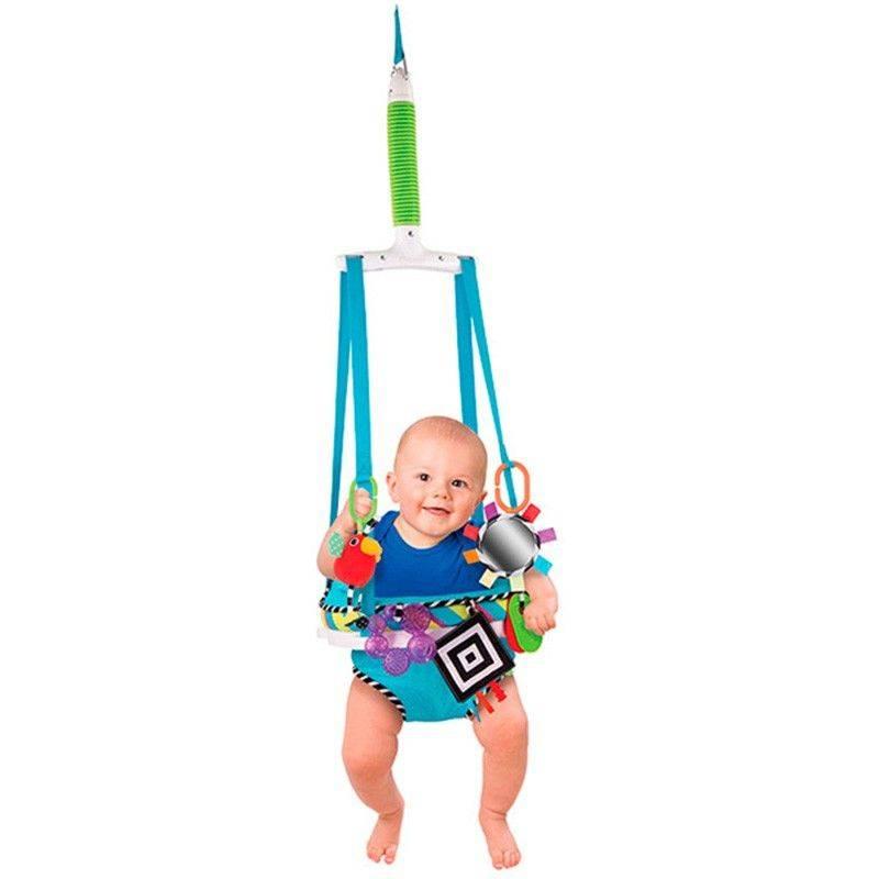 Нужны ли прыгунки детям от 6 месяцев