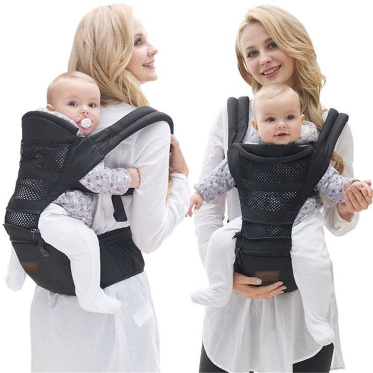 Кенгуру для новорожденных от 0 до 6 месяцев: фото сумки-рюкзака, как одевать?   покупки   vpolozhenii.com