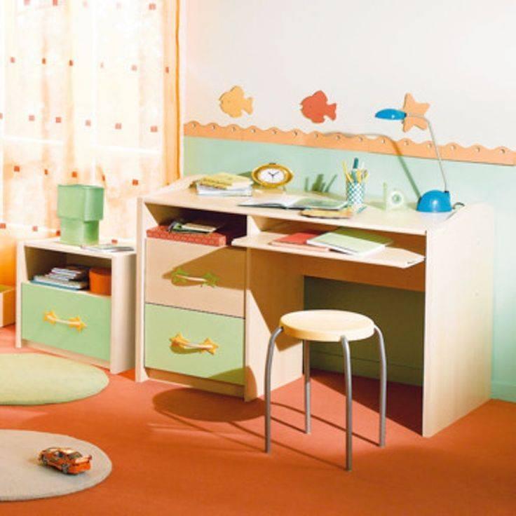 Как правильно выбрать стол для первоклассника, требования и разновидности