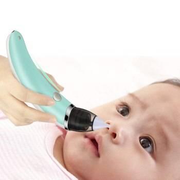 Как в домашних условиях почистить нос новорожденному ребенку?