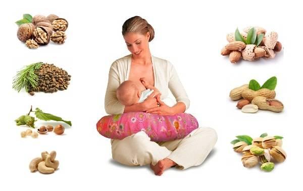 Какие сухофрукты можно есть маме при грудном вскармливании?