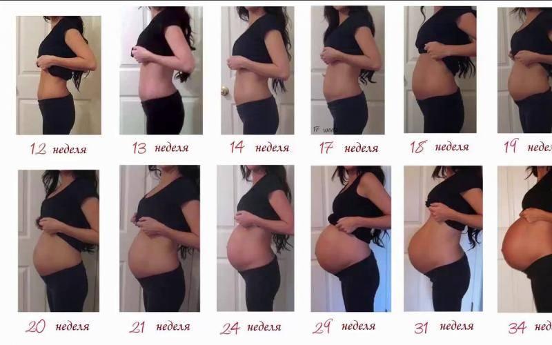 Восьмой месяц беременности: что чувствует женщина, эмоции и настроение