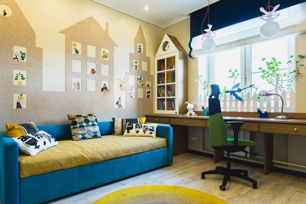 Детская комната для мальчика: 132 фото (реальные) и идеи дизайна