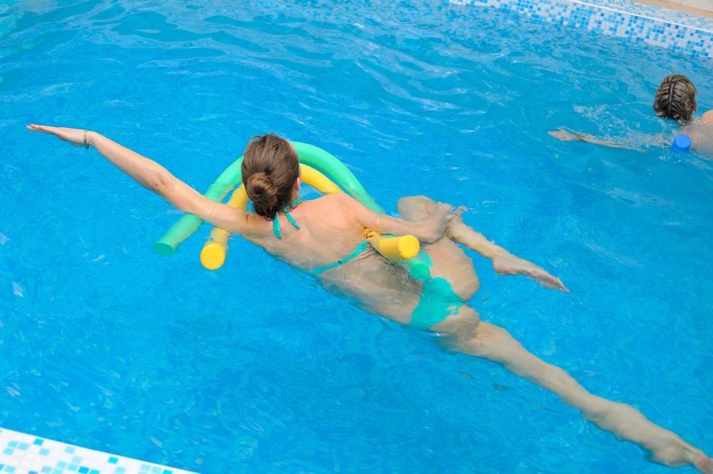 Можно ли беременным в бассейн?