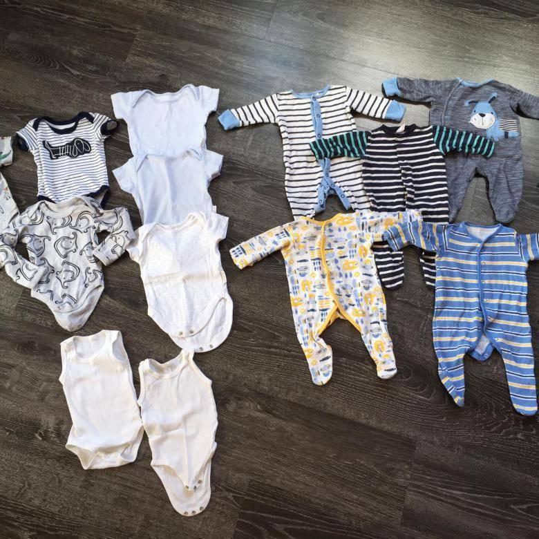 Первый гардероб новорожденного: самая необходимая одежда, какая нужна младенцу на первое время