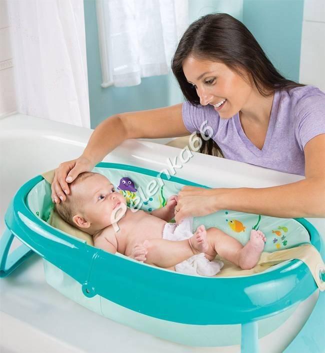 Лучшие виды ванночек для купания детей: рейтинг лучших моделей и советы как выбрать правильно ванночку для новорожденных (150 фото)