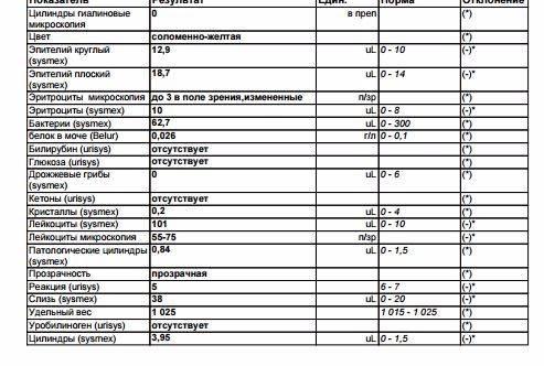 Эритроциты в моче у ребенка — показания к проведению анализа, причины отклонений от нормы и методы лечения — med-anketa.ru