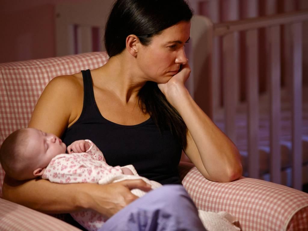 Послеродовая депрессия причины, признаки, симптомы и лечение с помощью психолога