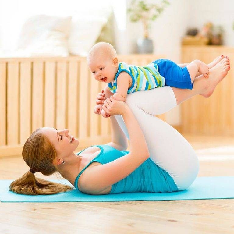 Когда можно заниматься спортом после родов: виды активности, запрещенные упражнения