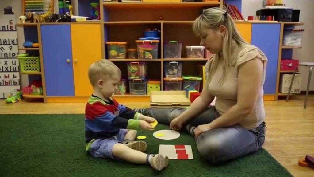 Развивающие занятия для детей 2, 3, 4 лет, конспект, задачи