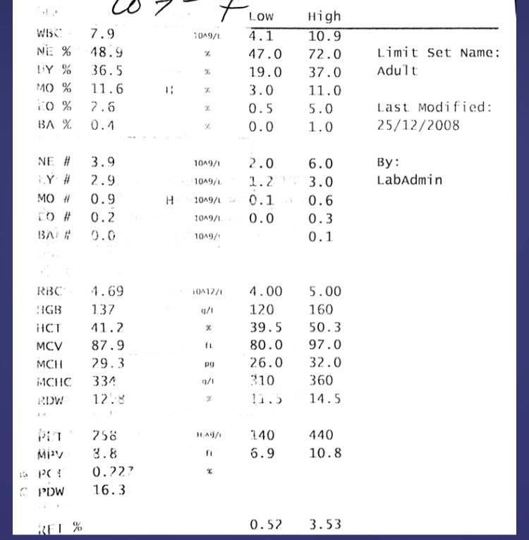 Цитологическое исследование по папаниколау 2 препарата