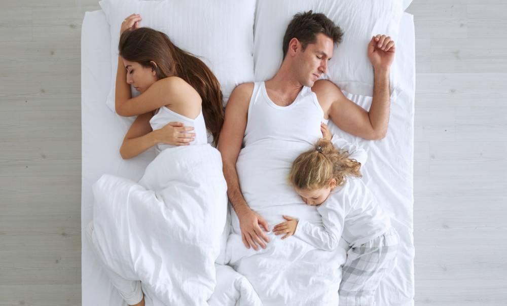 Совместный сон с малышом: за и против