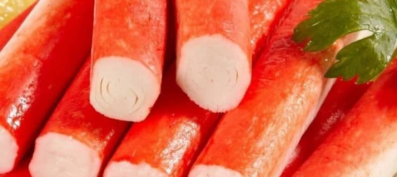 Можно ли кормящей маме крабовые палочки