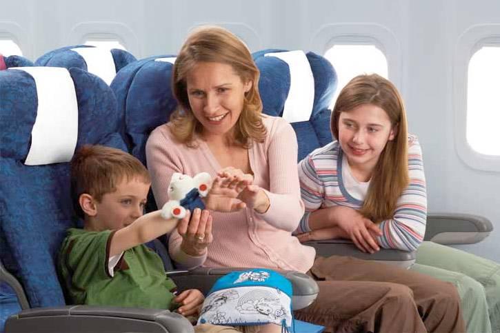Подготовка к перелету с ребенком: советы путешественников с детьми