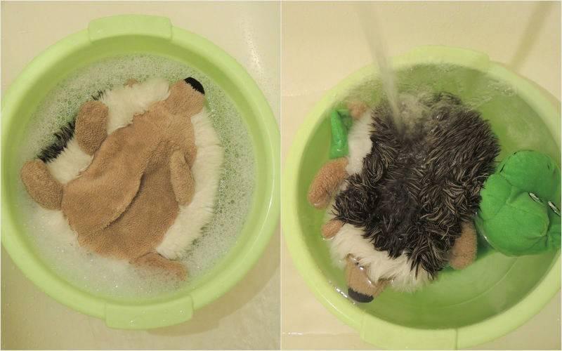 Как стирать мягкие игрушки в стиральной машинке и вручную?