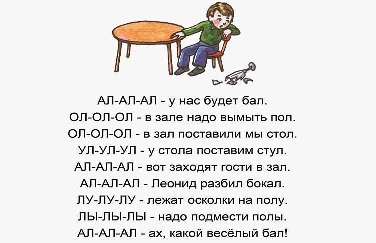 Как научиться выговаривать букву л взрослому человеку?