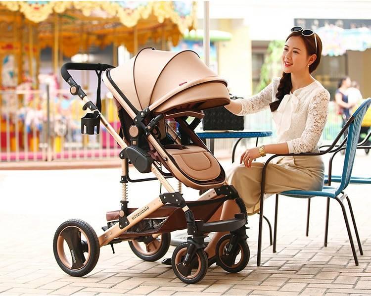 9 самых легких детских колясок - рейтинг 2021