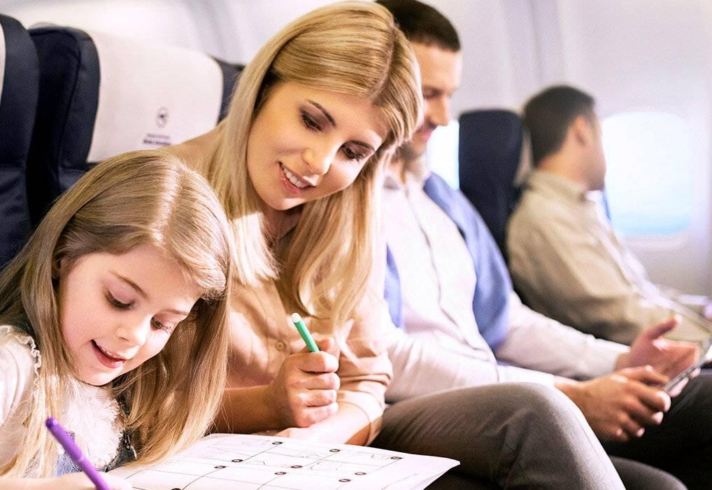 В самолет с детьми? легко! все секреты организации удобного перелета с ребенком, опыт мам, полезные советы