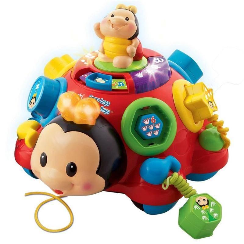 Лучшие интерактивные игрушки для детей