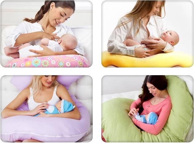 Позы кормления грудного ребенка: какую выбрать