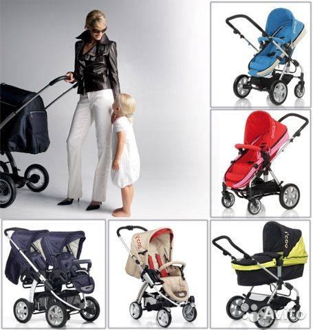 Покупаем коляску для новорожденного ребенка: как выбрать наиболее подходящую именно вам?