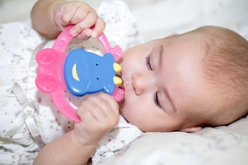 Соска-прорезыватель: пустышка для зубов в виде соски