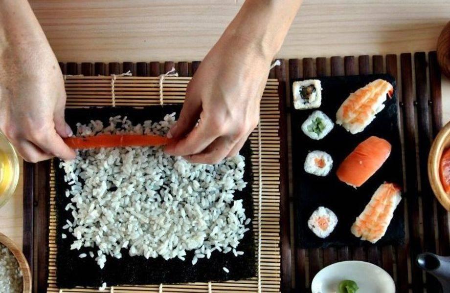 Можно ли роллы и суши при грудном вскармливании?