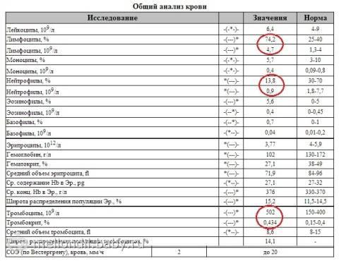 О чем говорят низкие тромбоциты при беременности в крови (повышающие продукты)