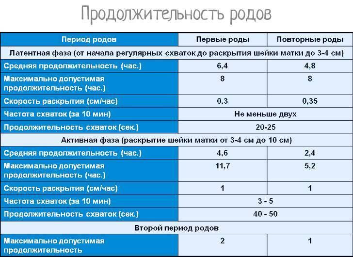 Схватки: как понять что они начались | гинекологи москвы